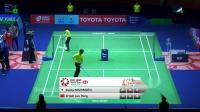 2020.01.24 QF 赵俊鹏 vs 西本拳太 - 2020泰国羽毛球大师赛