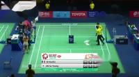2020.01.24 QF 齐雪菲 vs 安洗莹 - 2020泰国羽毛球大师赛