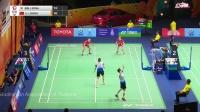 2020.01.24 QF 郑雨/李汶妹 vs 金昭映孔熙容 - 2020泰国羽毛球大师赛