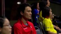 2020.01.25 SF 安洗莹 vs 大堀彩 - 2020泰国羽毛球大师赛