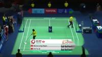2020.01.25 SF 石宇奇 vs 伍家朗 - 2020泰国羽毛球大师赛