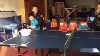 【吴金迪乒乓球教学】国家队教练教你勾手发球