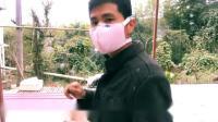 DIY自己制作口罩,预防武汉肺炎病毒,还是很好用的