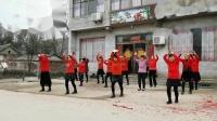 徐州丰县徐屯新年广场舞 (4)