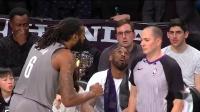 【NBA热点】科比和女儿生前视频 观战NBA场外细心指导讲解