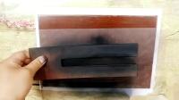 油漆修补 老板椅修复