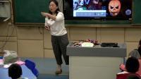 部编苏少版小学美术五年级上册第9课《有表情的面具》优质课教学视频,江苏省