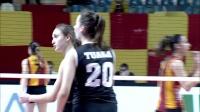 加拉塔萨雷 vs 贝西克塔斯 - 2020女排联赛第14轮