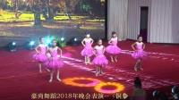 豪尚舞蹈2018年晚会表演《2017暑期拉丁班》 (2)
