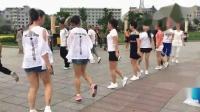 简单31步广场鬼步舞教学《我的爱要你知道》鬼步舞原地奔跑教学 教大婶学曳步舞教程