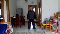 20200215_154750新型冠状病毒期 魏老师在家中练 八卦掌