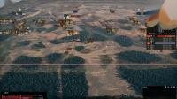 铁之师2第四期高画质红色苏军进攻蓝色德军防守