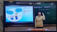 六下(Pep)英语Unit1 Part A&B Let's learn