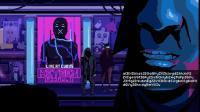 【3DM游戏网】赛博朋克风新游《VirtuaVerse》预告片