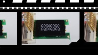 Monochrome LCD Modules / VBC080202-A