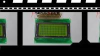 Monochrome LCD Modules / VBC160402-A