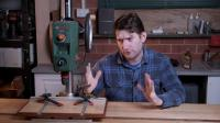简易台钻桌Simple Drill Press Table For Adorab