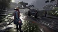 【3DM游戏网】玩家用《Dreams》还原《对马岛之鬼》宣传片