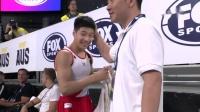 2020年 墨尔本站 决赛 Ryu Sunghyun KOR 自由操