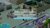 【3DM游戏网】《双点医院》NS主机版实机演示
