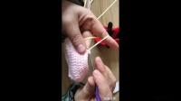 米奇宝宝鞋钩法