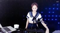 靓女DJvivi小公主-2020精选中文歌曲现场美女打碟(1)