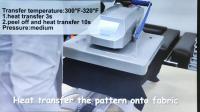 LUMINOUS heat transfer Vinyl