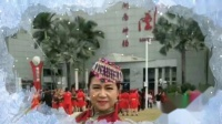 蒙族舞蹈-天边;表演者;吕静