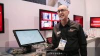 厚手套多指触摸ELO Touch工业级21.5英寸触摸屏监视器演示