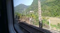 20190723 153715 K390次列车通过军师庙站(现Z390次)