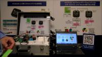 AX58x00集成亚信IO-Link主站协议栈EtherCAT从站参考设计展示