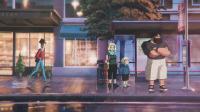 新海诚动漫画风广告《拉面之旅》