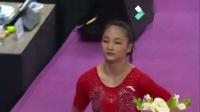 2018亚运会体操女子资格赛 - 刘津茹 自由操 12.300分