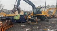 2014年迪尔190DW 轮式挖掘机