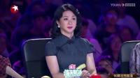 """中国达人秀:情侣表演""""超甜蜜""""钢管舞,尺度太大,杨幂的眼神亮了!"""