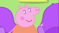 小猪佩奇:猪爸爸好适合拉手风琴,拉的真好听,乔治都学不会!.mp4