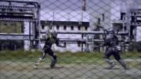 铠甲勇士:帝皇侠找到了甲虫兽的弱点,狠狠地给了它一击!.mp4