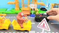 熊熊乐园趣味反反车,带你启蒙基本交通规则.mp4