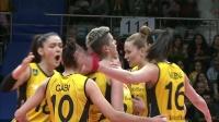 公路 vs 瓦基弗 - 2019/2020土耳其女排联赛第19轮