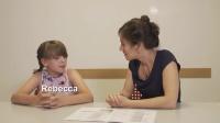 Pre A1 Starters speaking test Rebecca