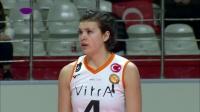 航空 vs 伊萨奇巴希 - 2019/2020土耳其女排联赛第20轮