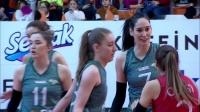 伊萨奇巴希 vs PTT - 2019/2020土耳其女排联赛第19轮