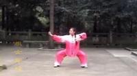 陈翠娥武当太乙游龙拳分解教学3