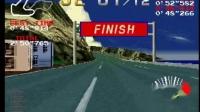 PS1游戏《山脊赛车 初代》过关演示(SLPS-00001 91001 SCUS-94300 SLUS-00540 SCES-00001)Ridge Racer