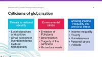 Global Business Environment Lecture