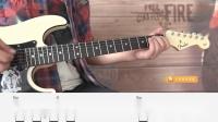 【练习6】重金属节奏吉他第二册示范演奏