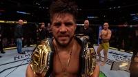 "【UFC冠军战】""三冠皇""登基!亨利-赛胡多 VS 马龙-莫拉斯"