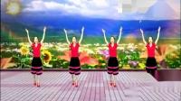 龙门红叶广场舞【等到花儿开】编舞【美丽秋霜】
