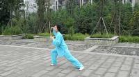 陈俊武当28式太极拳练习2012.5.28