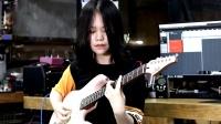 指尚音乐 电吉他Thomas Blug《Longing》COVER17岁的佛系女孩